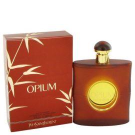 Opium By Yves Saint Laurent Eau De Toilette Spray (new Packaging) 3 Oz