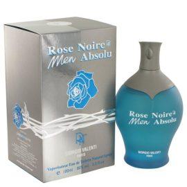 Rose Noire Absolu By Giorgio Valenti Eau De Toilette Spray 3.4 Oz