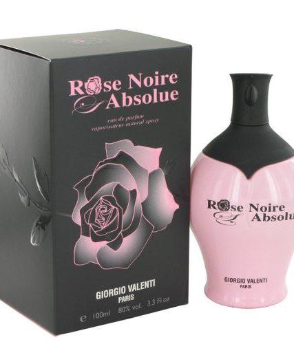 Rose Noire Absolue By Giorgio Valenti Eau De Parfum Spray 3.4 Oz