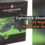 Sightmark Ghost Hunter Night Vision Goggle Binocular Kit