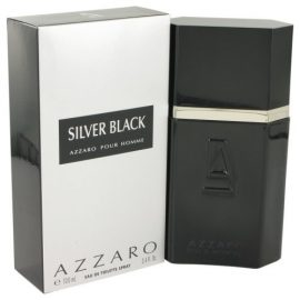Silver Black By Loris Azzaro Eau De Toilette Spray 3.4 Oz