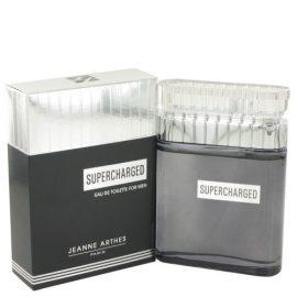Supercharged By Jeanne Arthes Eau De Toilette Spray 3.3 Oz