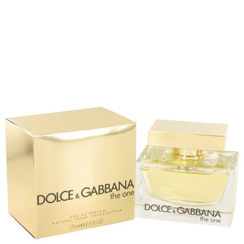 The One By Dolce & Gabbana Eau De Parfum Spray 2.5 Oz