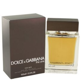 The One By Dolce & Gabbana Eau De Toilette Spray 3.4 Oz
