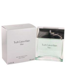 Truth By Calvin Klein Eau De Toilette Spray 3.4 Oz