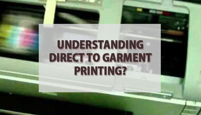 Understanding Direct to Garment Printing