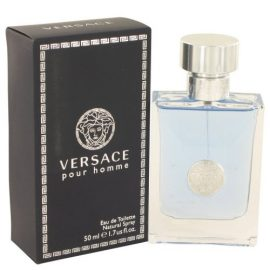 Versace Pour Homme By Versace Eau De Toilette Spray 1.7 Oz