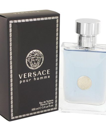 Versace Pour Homme By Versace Eau De Toilette Spray 3.4 Oz