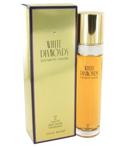 White Diamonds By Elizabeth Taylor Eau De Toilette Spray 3.3 Oz